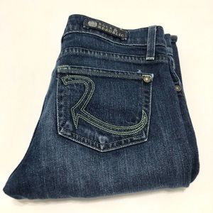 Rock and Republic Straight Jeans Size 26 EUC